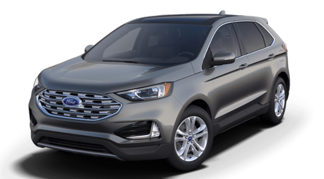 New 2019 Ford Edge SEL Crossover 2FMPK4J94KBB44600 in Rochester, New York, at West Herr Ford of Rochester